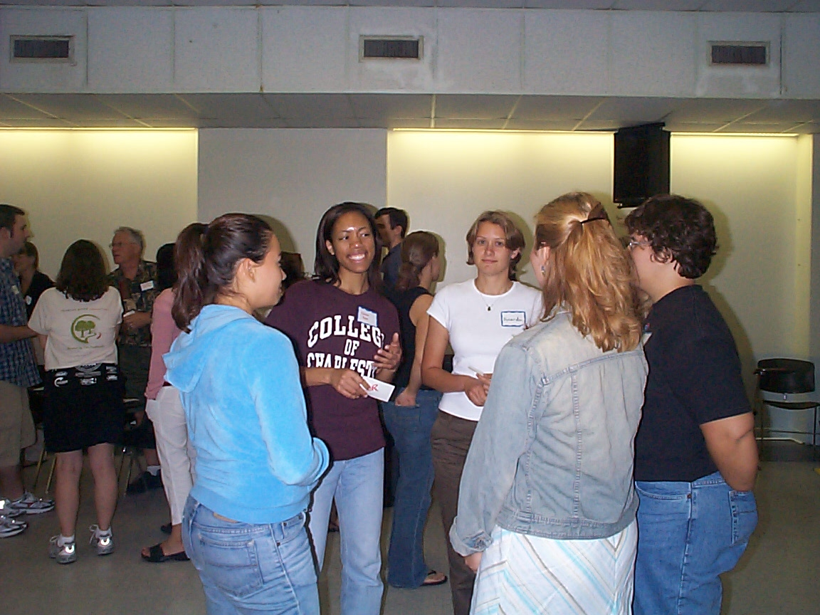 Tutor Training 2004